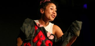 Alissa Anne Jeun Yi in Love Songs. Photo: Harry Elletson