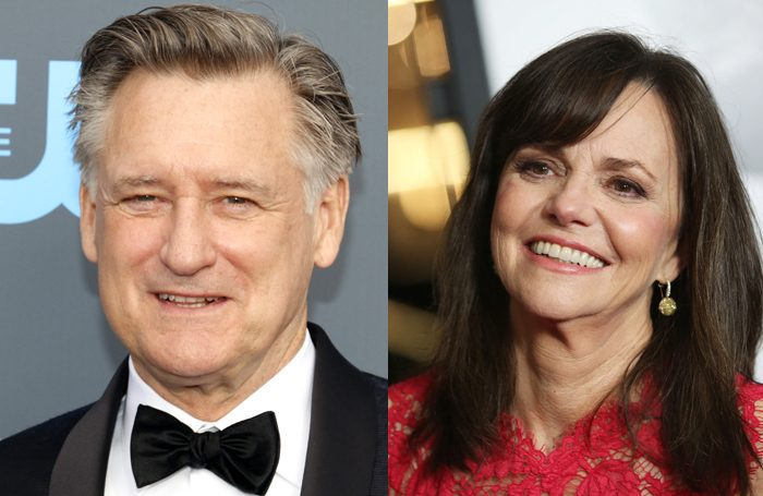 Bill Pullman and Sally Field, who will appear together in All My Sons at the Old Vic. Photo: Tinseltown/Krista Kennell/Shutterstock.com