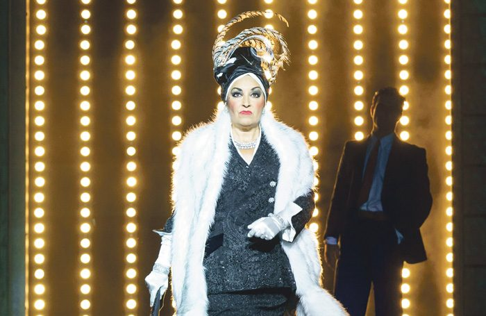 Ria Jones as the diva-like Norma Desmond in Sunset Boulevard at Leicester's Curve. But have our panel had the pleasure of working with similarly 'difficult' types? Photo: Manuel Harlan
