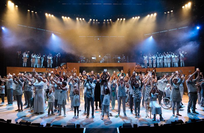 Pericles review at National Theatre – 'joyous and community