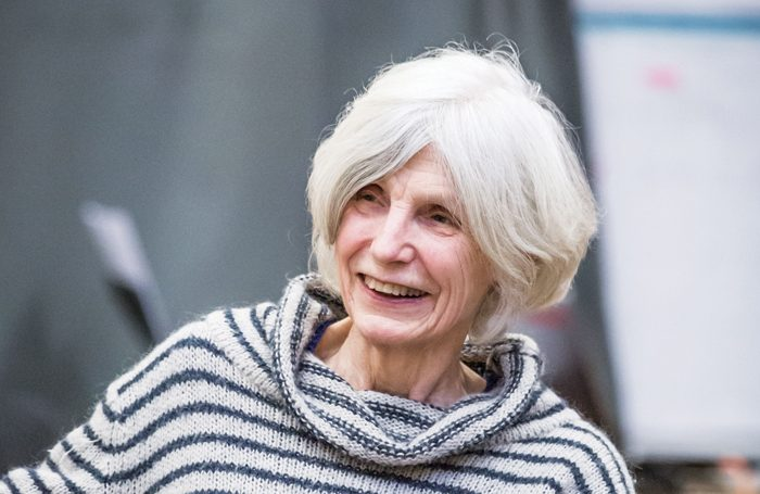 Caryl Churchill. Photo: Marc Brenner