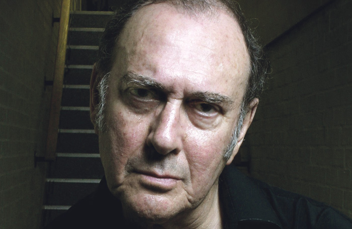 Harold Pinter. Photo: Rolf Marriott/BBC