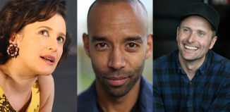Lyndsey Marshal, Kevin Harvey and Edward Hogg will star in The Wild Duck at the Almeida