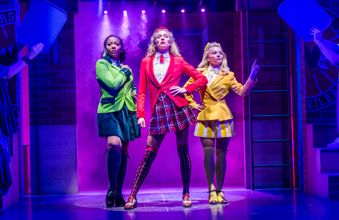 Heathers the Musical starring Carrie Hope Fletcher review