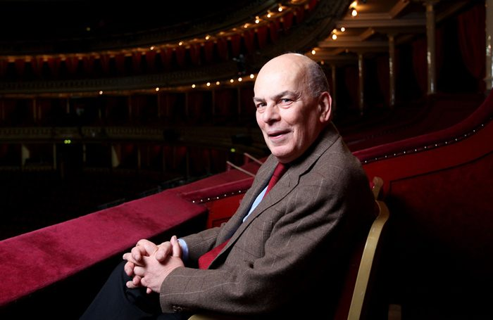 Raymond Gubbay. Photo: Telegraph/Clara Molden