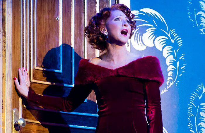 Bonnie Langford in 42nd Street. Photo: Brinkhoff/Moegenburg