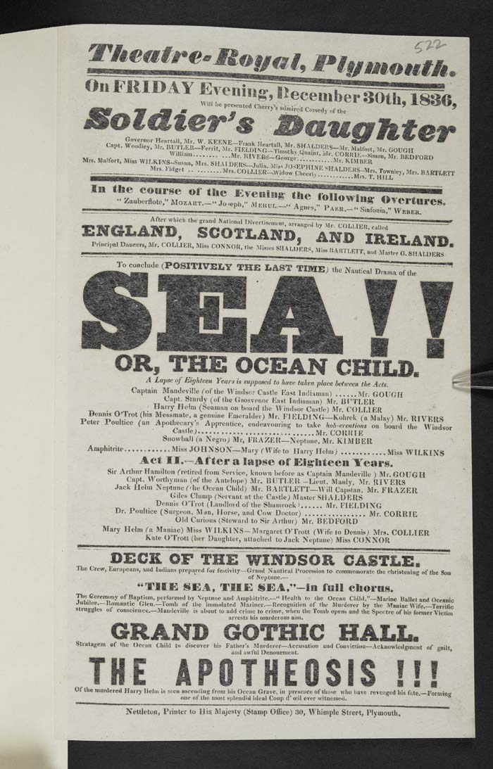 How The British Library Is Rediscovering Victorian Posters And Playbills