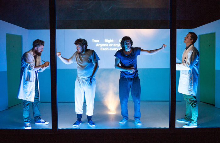 4 48 psychosis review at new diorama theatre