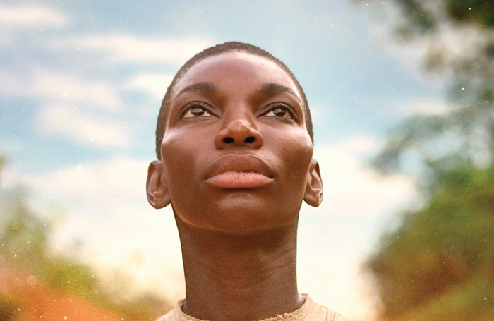 Michaela Coel in Black Earth Rising. Photo: Des Willie