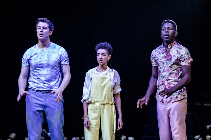 A Midsummer Nights Dream Review At Crucible Theatre Sheffield