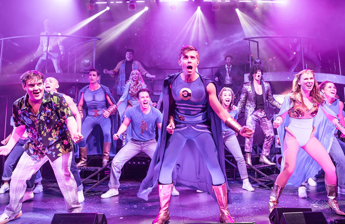 Eugenius the Musical starring Rob Houchen and Laura Baldwin
