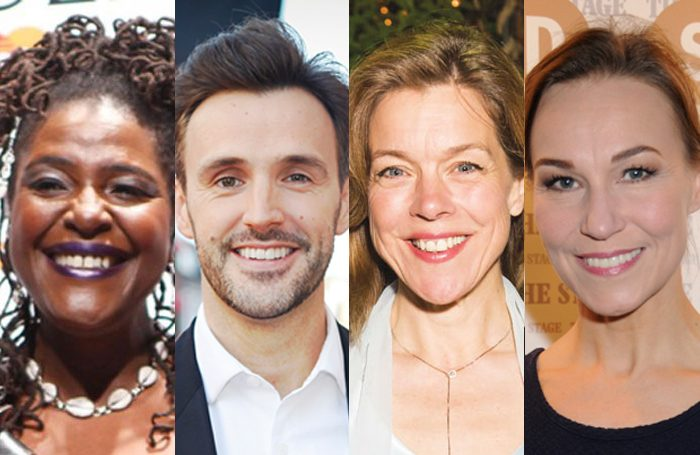 Sharon D Clarke, Michael Xavier, Janie Dee and Joanna Riding will appear in West End Christmas at Cadogan Hall