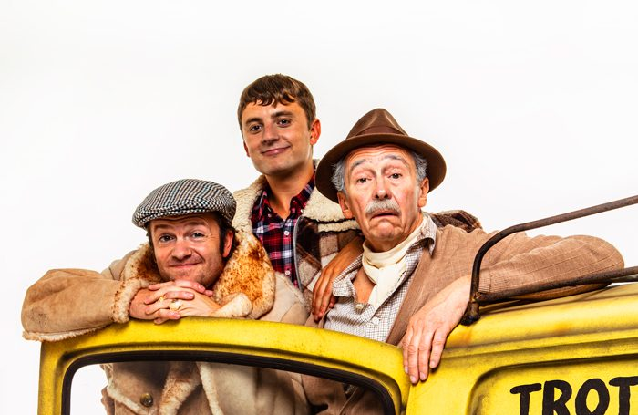 Tom Bennett, Ryan Hutton and Paul Whitehouse will appear in the musical