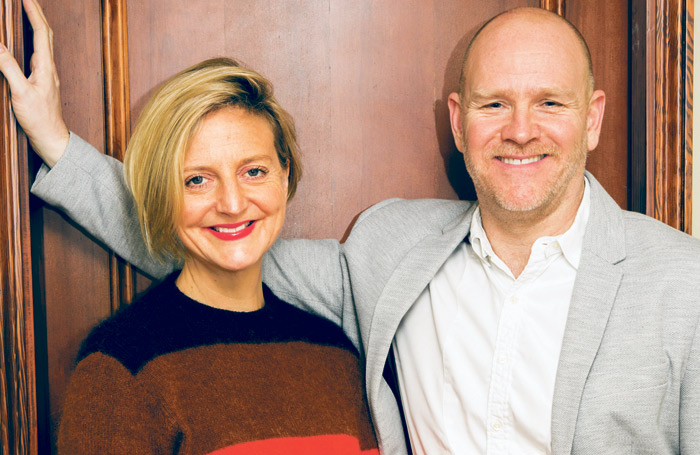 Marianne Elliott and Chris Harper founded their new production company in 2016. Photo: Ellie Kurttz