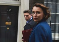 Richard Madden and Keeley Hawes in Bodyguard. Photo: BBC