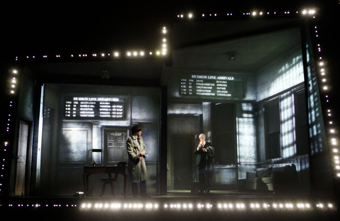 City of Glass at the Lyric Hammersmith