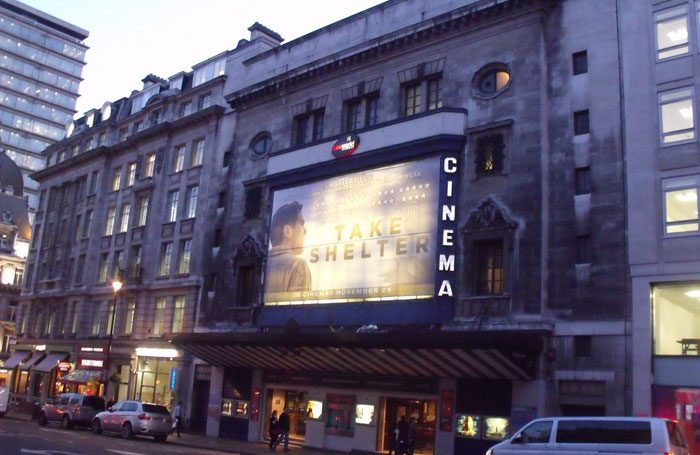 best service ca4f2 41d87 London s Empire Cinema, home to Kneehigh s Brief Encounter, granted listed  status after campaign