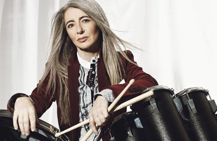 Evelyn Glennie. Photo: Philipp Rathmer