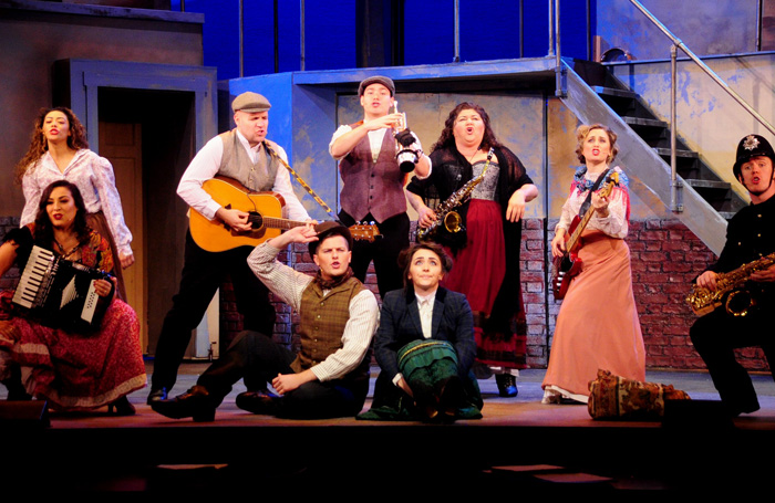 Maggie May The Musical Review At Royal Court Liverpool