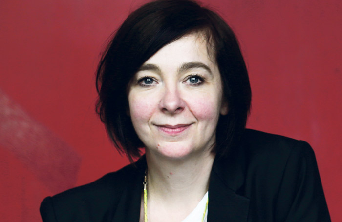 Artistic director of London's Royal Court Vicky Featherstone. The venue's executive team led the way in the wake of harassment allegations by drawing up a code of behaviour for UK theatres. Photo: Rosie Hallam