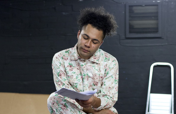 Travis Alabanza. Photo: Elise Rose