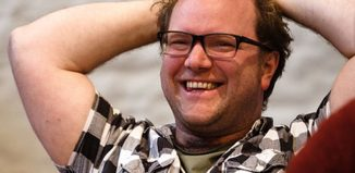 Carl Grose, newly appointed deputy artistic director of Kneehigh