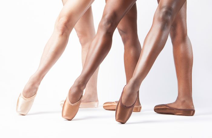 f27e39de9 Ballet Black and Freed team up for 'historic' range of pointe shoes for  non-white dancers