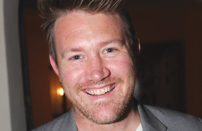 Eddie Perfect. Photo: Bruce Glikas