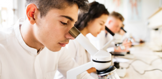 The decline of arts subjects in schools is also having a damaging effect on sectors such as science and medicine. Photo: Shutterstock