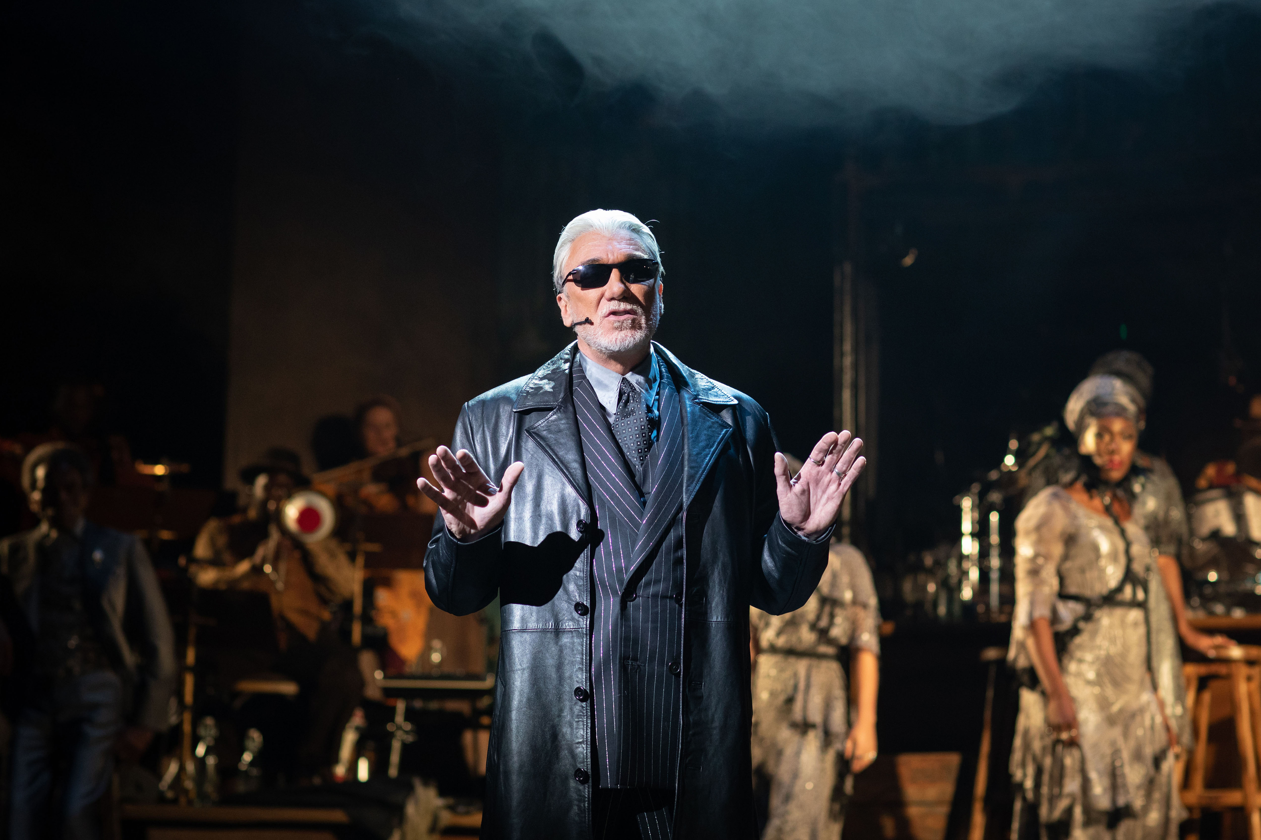 Anais Mitchell's Hadestown at the National Theatre, London