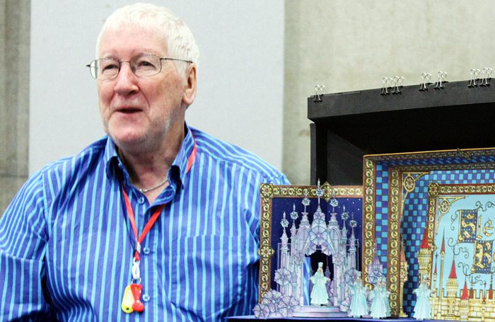 designer terry parsons pantomime interview belgrade coventry