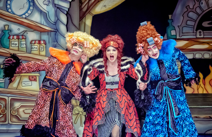 12k In Miles >> Cinderella review at Theatre Royal Wakefield – 'poignancy ...
