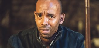 Kevin Harvey in The Wild Duck at London's Almeida Theatre in October. Photo: Manuel Harlan