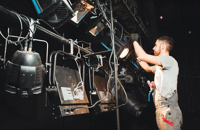 backstage theatre workers  u0026 39 pushed to breaking point due to