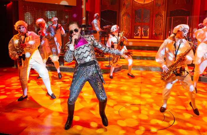 Cinderella The Rock N Roll Panto Review At New Wolsey