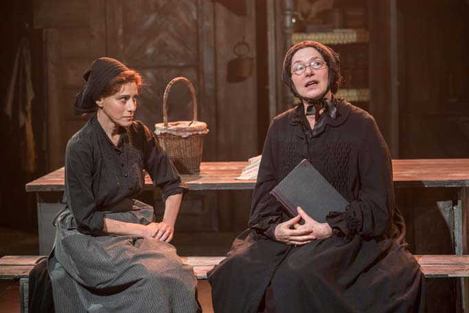 Fiddler On The Roof Review At Menier Chocolate Factory London