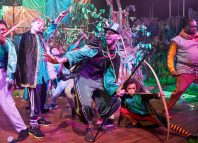 A scene from Robin Hood and the Arrow of Destiny. Photo: Suzi Corker