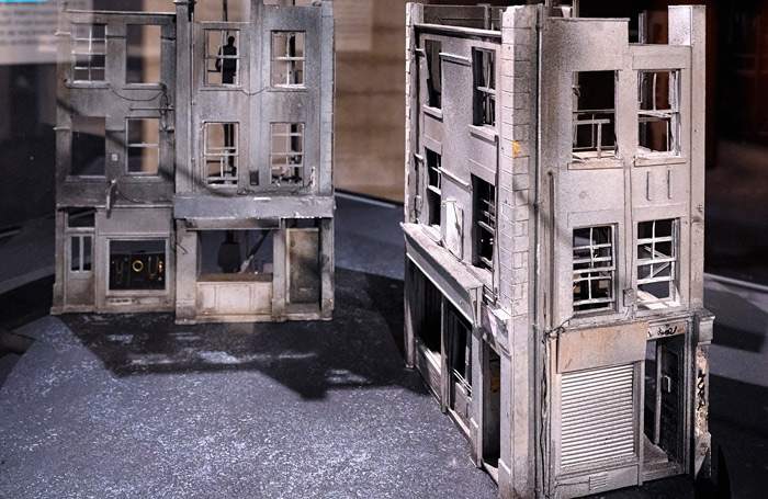 Modern Exhibition Stand Up Comedy : Inside the model box national theatre s playing with