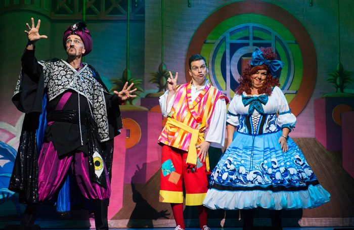 Aladdin review at King's Theatre, Glasgow – 'lacks cohesion'