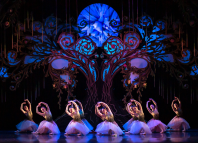 The Roses in Scottish Ballet's Cinderella. Photo: Andy Ross