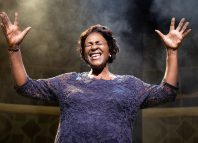 Sharon D Clarke in Caroline, Or Change. Photo: Helen Maybanks