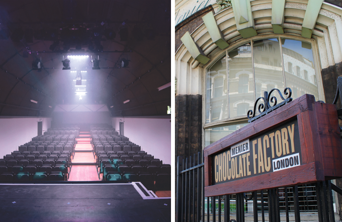 Barn Theatre, Cirencester and the Menier Chocolate Factory, London