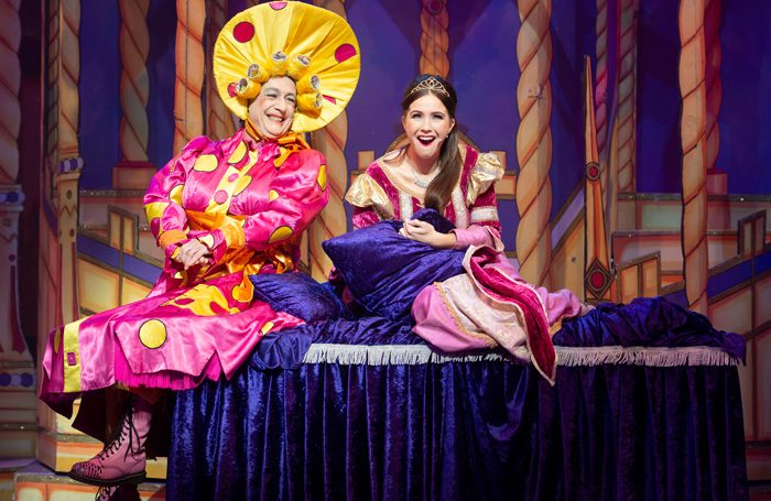 Sleeping Beauty review at Beacon Arts Centre, Greenock