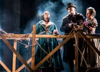 Oliver Twist at Hull Truck Theatre. Photo: Sam Taylor.