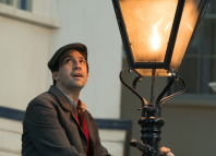 Lin-Manuel Miranda in Mary Poppins. Photo: Jay Maidment