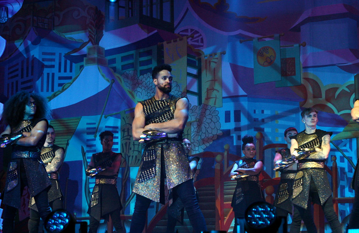 Aladdin Review At Cliffs Pavilion Southend Exceptional