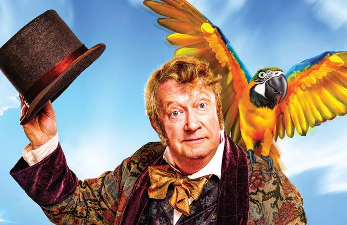 Mark Williams as Doctor Dolittle