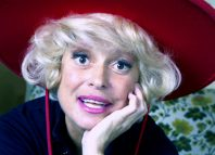 Carol Channing in 1973. Photo: Wikimedia/Allan Warre