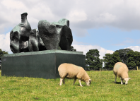 Yorkshire Sculpture Park in Wakefield, which has been given £4.4 million to link up arts organisations. Photo: Ron Ellis/Shutterstock