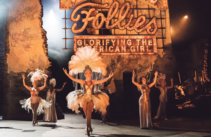 Follies at the National Theatre in 2017. Photo: Johan Persson